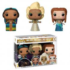 FUNKO POP DISNEY A WRINKLE IN TIME 3 PACK MRS WHO / MRS WHICH / MRS WHATSIT 22506