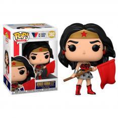 FUNKO POP DC WONDER WOMAN 80TH SUPERMAN RED SON WONDER WOMAN 54976