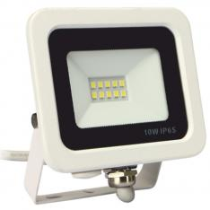 FOCOR PROYECTOR LED SILVER ELECTRONICS FORGE + PROYECTOR IP65 10W 3000K BLANCO