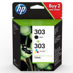PACK CARTUCHO TINTA HP 3YM92AE Nº 303