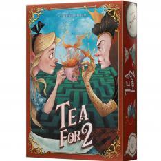JUEGO DE MESA TEA FOR 2 PEGI 10