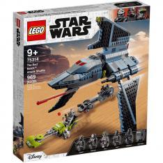 LEGO STAR WARS THE BAD BATCH: LANZADERA DE ATAQUE