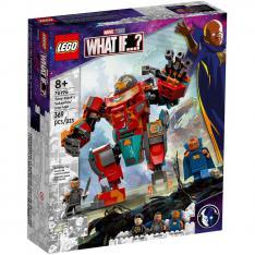 LEGO MARVEL IRON MAN SAKAARIANO DE TONY STARK