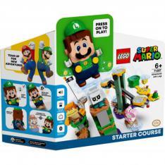 LEGO SUPER MARIO PACK INICIAL AVENTURAS CON LUIGI