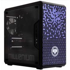ORDENADOR MILLENIUM MACHINE 1 MINI REKSAI GAMING/ INTEL CORE i5 10400F/ NVIDIA RTX 3060 12GB/ 2x8GB RAM/ 1TB HDD/ 240GB SSD/ W10