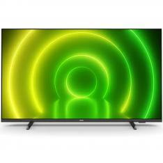 "TV PHILIPS 43"" LED 4K UHD/ 43PUS7406/12/ ANDROID TV/ SMART TV/ 4 HDMI/ 2 USB/ DVB-T/T2/T2-HD/C/S/S2"