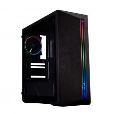 CAJA ORDENADOR GAMING DEEP GAMING DGC200 RGB ATX USB 3.0 SIN FUENTE