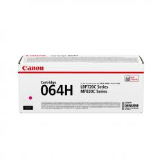 CARTUCHO TONER CANON 064H MAGENTA 10400 PAGINAS
