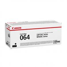 TONER CANON 064 NEGRO 6000 PAGINAS