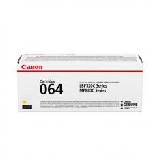 TONER CANON 064 AMARILLO 5000 PAGINAS