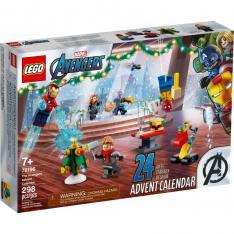 LEGO MARVEL CALENDARIO DE ADVIENTO