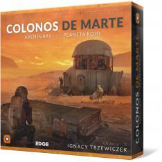 JUEGO DE MESA COLONOS DE MARTE PEGI 14