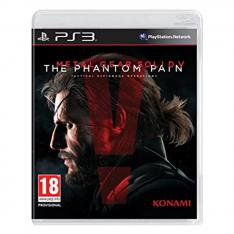 JUEGO PS3 - METAL GEAR  SOLID V: THE PHANTOM PAIN - DAY ONE