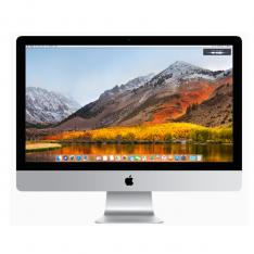 "ORDENADOR APPLE  IMAC 27"" MRQY2Y/A I5 3GHZ 8GB / FD1TB / RADEONPRO570X / WIFI / BT / IOS"