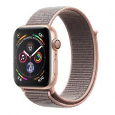 RELOJ APPLE WATCH SERIES 4 40 mm CAJA DE ALUMINIO DORADO