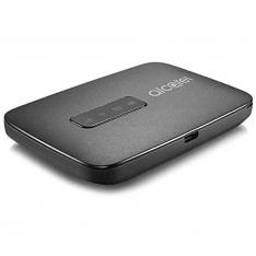 ROUTER INALAMBRICO ALCATEL LINKZONE MW40V NEGRO 4G LTE WIFI