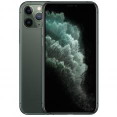 "TELEFONO MOVIL SMARTPHONE APPLE IPHONE 11 PRO 64GB MIDNIGHT GREEN / 5.8"" / DUAL SIM / TRIPLE CAMARA TRASERA"