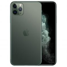 "TELEFONO MOVIL SMARTPHONE APPLE IPHONE 11 PRO MAX 64GB MIDNIGHT GREEN / 6.5"" / DUAL SIM / TRIPLE CAMARA TRASERA"