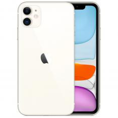 TELEFONO MOVIL SMARTPHONE APPLE IPHONE 11 64GB BLANCO   6.1   DUAL SIM