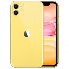 "TELEFONO MOVIL SMARTPHONE APPLE IPHONE 11 64GB AMARILLO / 6.1"" / DUAL SIM"