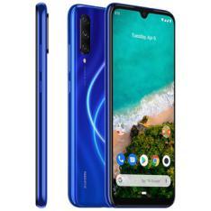 """TELEFONO MOVIL SMARTPHONE XIAOMI MI A3 AZUL 6.08""""/ 64GB ROM/ 4 GB RAM/ 48+8+2Mpx - 32Mpx/ DUAL SIM/ HUELLA/ 4000 mAh"""