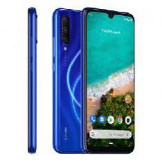 """TELEFONO MOVIL SMARTPHONE XIAOMI MI A3 AZUL 6.08""""/ 128GB ROM/ 4 GB RAM/ 48+8+2Mpx - 32Mpx/ DUAL SIM/ HUELLA/ 4000 mAh"""