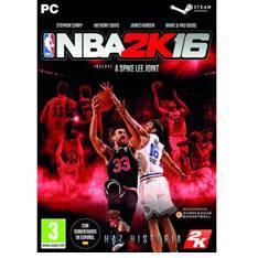 JUEGO NBA 2K 16 PARA PC