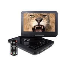 "DVD PORTATIL NEVIR 10.1"" NVR-2782DVD-PCU NEGRO USB"