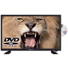 """TV NEVIR 24"""" LED HD READY/ NVR-7412-24HDDVD-N/ NEGRO/ TDT HD/ DVD/ HDMI/ USB-R"""