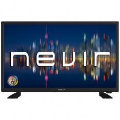 TV NEVIR 24 LED HD READY  NVR-7431-24RD-N  HDMI  USB-R  NEGRO INCLUYE ADAPTADOR DE COCHE