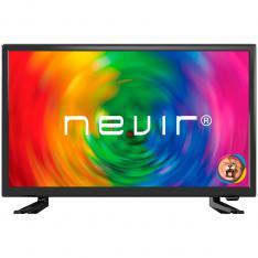 """TV NEVIR 22"""" LED FULL HD/ NVR-7705-22FHD2-N/ TDT HD/ HDMI/ ADAPTADOR COCHE 12V."""