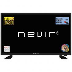 "TV NEVIR 22"" LED FULL HD NVR-7708-22FHD2-N TDT HD HDMI USB-R"
