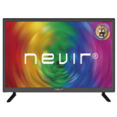 "TV NEVIR 24"" LED HD READY NVR-7709-24RD2-N INCLUYE ADAPTADOR DE COCHE"