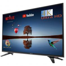 "TV NEVIR 43"" LED 4K UHD/ NVR-9000-434K2S-SM/ SMART TV/ TDT/ HDMI/ USB/ NETFLIX"