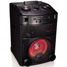 ALTAVOZ LG OM7550 1000W RMS / BLUETOOTH / USB / ILUMINACION LED / CONTROL DJ / KARAOKE