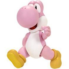"Figura Nintendo W3 Yoshi Rosa 4"" Edicion Limitada"
