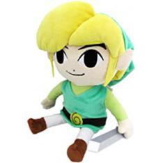 Peluche Nintendo Zelda The Wind Waker Link 17cm