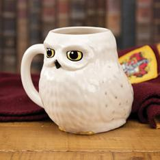 Taza 3D Paladone Harry Potter Hedwig 330ml