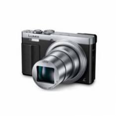"CAMARA DIGITAL PANASONIC LUMIX TZ70EG-S PLATA + FUNDA 12.1Mp ZOOM 30X PANTALLA 3"" FULL HD WIFI NFC"