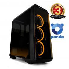 ORDENADOR PHOENIX GAMING RGB PANZER AMD RYZEN 5 3600 VGA RADEON RX580 4GB DDR5 8GB DDR4 3000 500GB SSD NVME  ATX PC