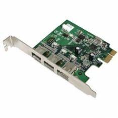 TARJETA PCI EXPRESS 2 FIREWIRE 1394 800 MBPS +1 400 MBPS