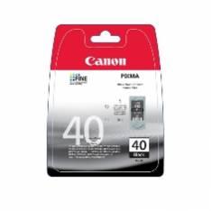 CARTUCHO TINTA CANON PG 40 NEGRO 16ML PIXMA 1600/ 2200/ 2600/ MP150/ 170/ 190/ 450/ PG40 BLISTER