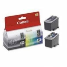 MULTIPACK CANON PG-40/ CL-41 IP1200/ IP1300/ IP2500/ MP160/ MP220/ MP450/ MP460/ MX300 BLISTER