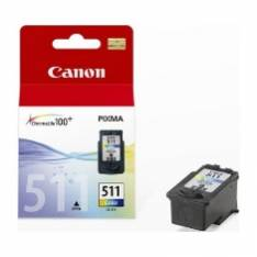 CARTUCHO TINTA CANON CL 511 TRICOLOR 9ML MP240/ 250/ 260/ 270 MP 480/ 490 MX 320/ 330