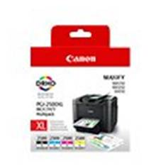 MULTIPACK CANON PGI-2500XLPACK BK/ C/ M/ Y/  MAXIFY MB5050 MB5350 IB4050