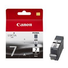 CARTUCHO TINTA CANON PGI 7K NEGRA 25ML