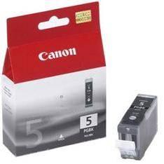 CARTUCHO TINTA CANON PGI 5 NEGRO PIGMENTADO 26ML PIXMA 4200/ 5200 MP 500/ 800