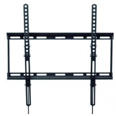 "SOPORTE INCLINABLE DE PARED PHOENIX PARA TV/MONITOR INCLINACION 10º HASTA 65"" (SEGUN VESA) VESA 400X400 HASTA 50KG NEGRO"