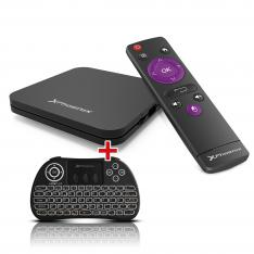 KIT PROMOCIONAL FOLLETO DYNOS TVBOX + MANDO