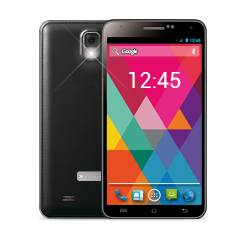 TELEFONO MOVIL SMARTPHONE 5.5 PHOENIX ROCK XL NEGRO  QUAD CORE  1.3 GHZ   PANTALLA QHD IPS   ANDROID 4.4   1GB RAM   8GB FLASH   CAMARA FRONTAL 2MP +  TRASERA 13MP   DUAL SIM   LIBRE